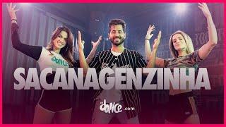 Sacanagenzinha - Harmonia feat. Ludmilla  | FitDance TV (Coreografia Oficial) Dance