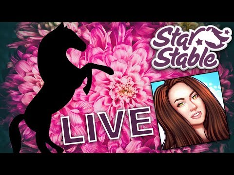 🔴 ⭐ RIDING, RACING, QUESTING & TRAINING! 🐴⭐ | Star Stable Online Live Stream