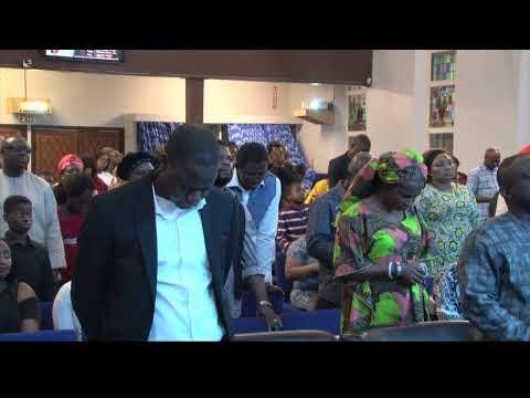 Communion Service September 01, 2019