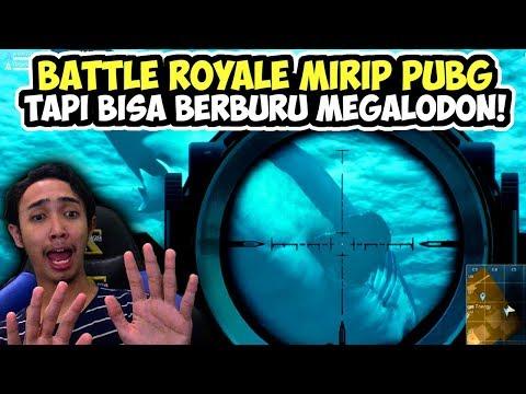 MIRIP PUBG TAPI MUSUHNYA MEGALODON SEKALI GIGIT TEWAS MENGENASKAN - LAST TIDE INDONESIA