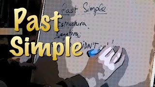 INGLES. 13- PAST SIMPLE. Inglés para hablantes de español. Tutorial