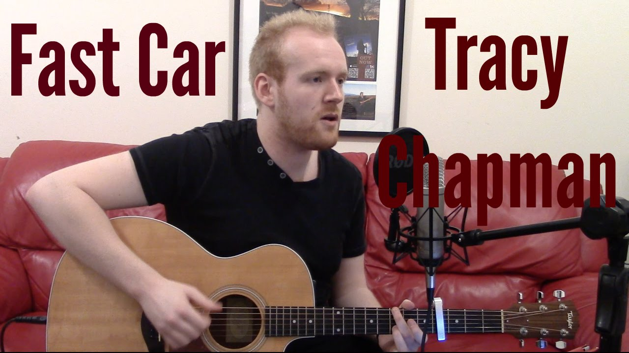 Fast Car Tracy Chapman Cover Guitar