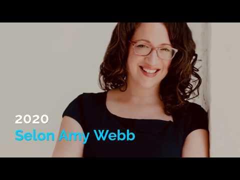 Amy Webb révèle un avenir mi-prometteur dominé par l'Intelligence Artificielle