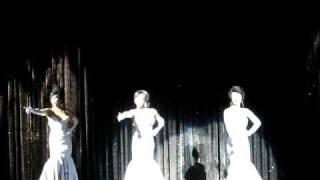 Dream Girls Broadway show at Alcazar theatre, Pattaya