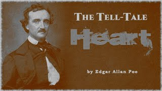 """The Tell-Tale Heart"" by Edgar Allan Poe - dramatic audiobook reading"