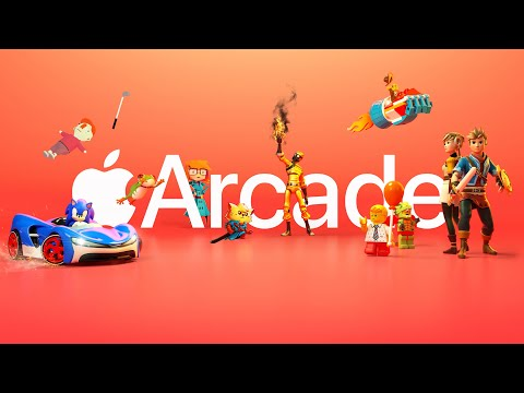 Apple Arcade Trailer — Play Extraordinary