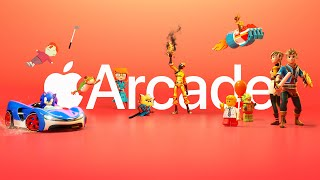 Apple Arcade Trailer - Play extraordinary