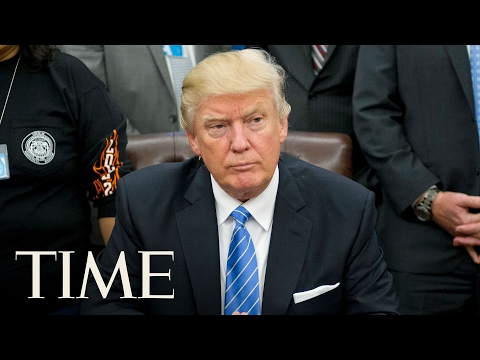 Neil Gorsuch: President Donald Trump Announces Supreme Court Nominee | TIME