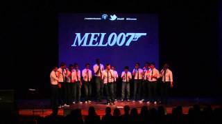 Too Close - Alex Clare (The Vanderbilt Melodores | Live at Mel007)