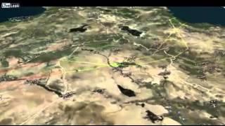 Rusya, Hazar Denizi'nden vurdu