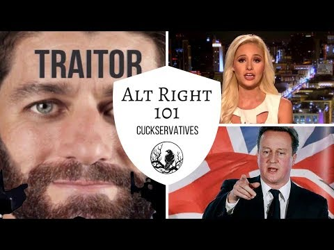 Alt Right 101 | What is a Cuckservative? | #3