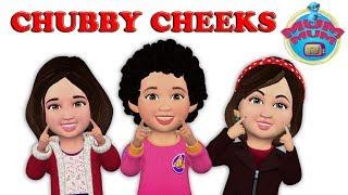 Chubby Cheeks Dimple Chin Popular Kids Collection Nursery Song Chubby Cheeks Lyrics Poem Youtube
