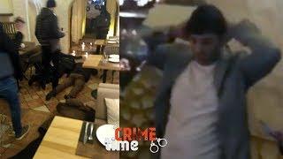 В киевском ресторане задержан находящийся в розыске «вор в законе» Нодар Руставский