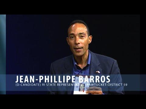Jean Phillipe Barros: candidate for Rhode Island State Representative-District 59