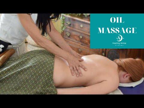 Balinese massage legs ★ Healing Arrow By Artemis
