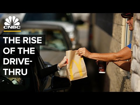 The Rise Of The Drive-Thru