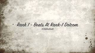 Rank 1 - Beats At Rank-1 Dotcom [Original Mix] HD