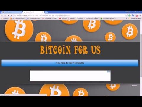 500 000 САТОШИ в день ЗАРАБОТОК БЕЗ ВЛОЖЕНИЙ Bitcoin 2016 платит на биткоин кошелек