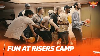 Fun at the Risers Camp | IPL 2021 | SRH