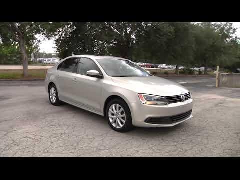 2011 Volkswagen Jetta Used West Melbourne,FL Brevard Value Motors, LLC