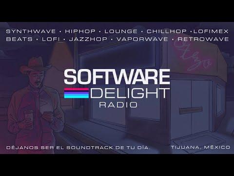 Software Delight Radio - jazz hop / beats / lofi hip hop / chillwave / live 24/7