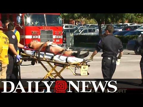 Mass shooting reported in San Bernardino, California