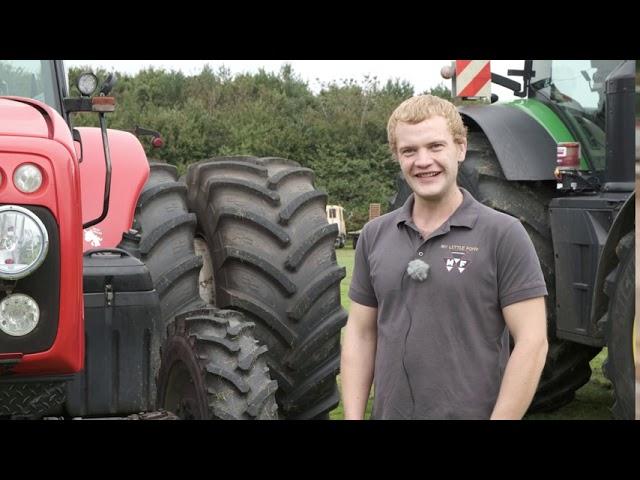 Traktortræk i Herning med Kim Martinussen