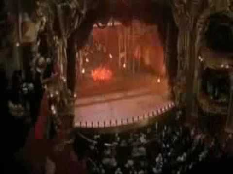 Past The Point Of No Return and Chandelier Crash - The Phantom of ...