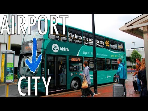 Best & Cheapest Way from Dublin Airport to City Center