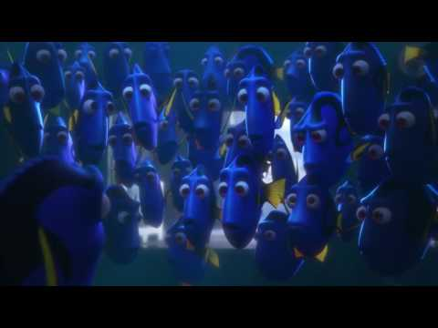 Download Youtube: Finding Dory -  Reunion & Getting Caught Scene