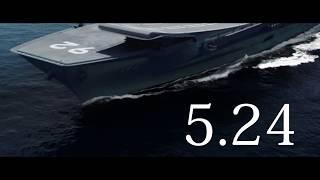 映画『空母いぶき』クライシス編B【15秒】(5月24日 全国ロードショー)