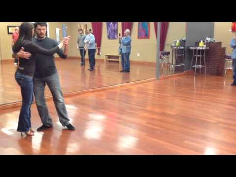 Argentine Tango @ DF Studio, Valse part 2.2