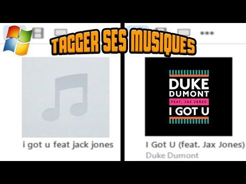 TuTo : Tagger ses Musiques (MusicBrainz Picard)