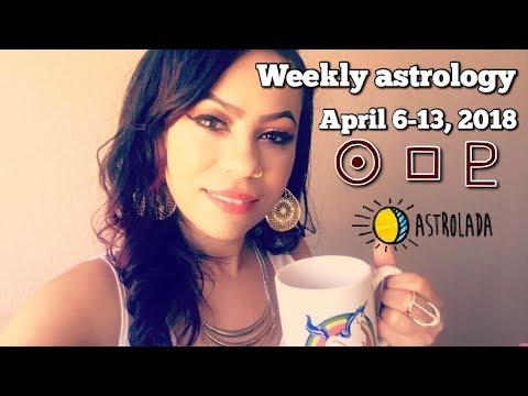 Weekly Horoscope for Apr 6th - 13th 2018 & Celebrity Coffee Talk!   Channing Tatum Divorce