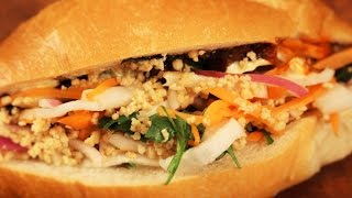 Asian Tenderloin Beef Sandwich-pickled Vegetables/game Day Recipe