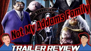 Everything Wrong With The Addams Family, Why remakes Suck and... Getting Old