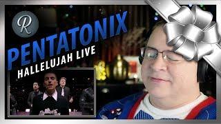 "Cover images Pentatonix Reaction | ""Hallelujah"" LIVE"