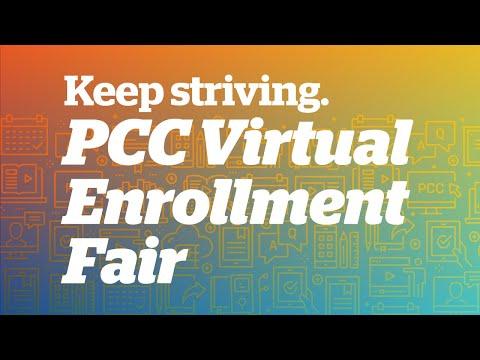 Pima Community College Virtual Enrollment Fair