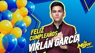 La joven promesa del regional mexicano feliz cumpleaños Virlan García