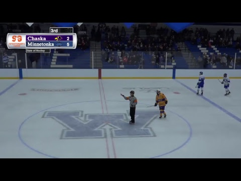 HS Hockey: Chaska at Minnetonka