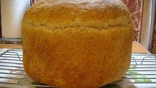 Как испечь Простой Домашний Хлеб как в детстве! Рецепт прекрасного домашнего Хлеба