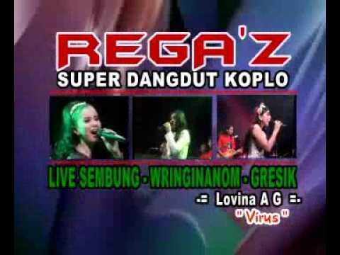 Virus - Lovina Ag - Rega'z live sembung wringanom 2017