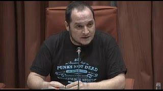 Les samarretes de David Fernández.