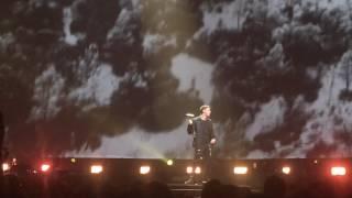 Nick Jonas Chainsaw LIVE future now tour Kansas City