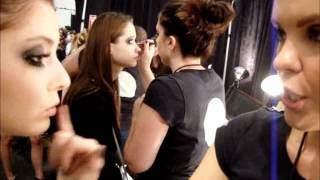 Venexiana Make up Interview 3 MBFW NY SS 2012 Anastasia Lambrou Thumbnail