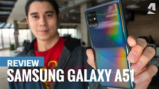 Samsung Galaxy A51 review