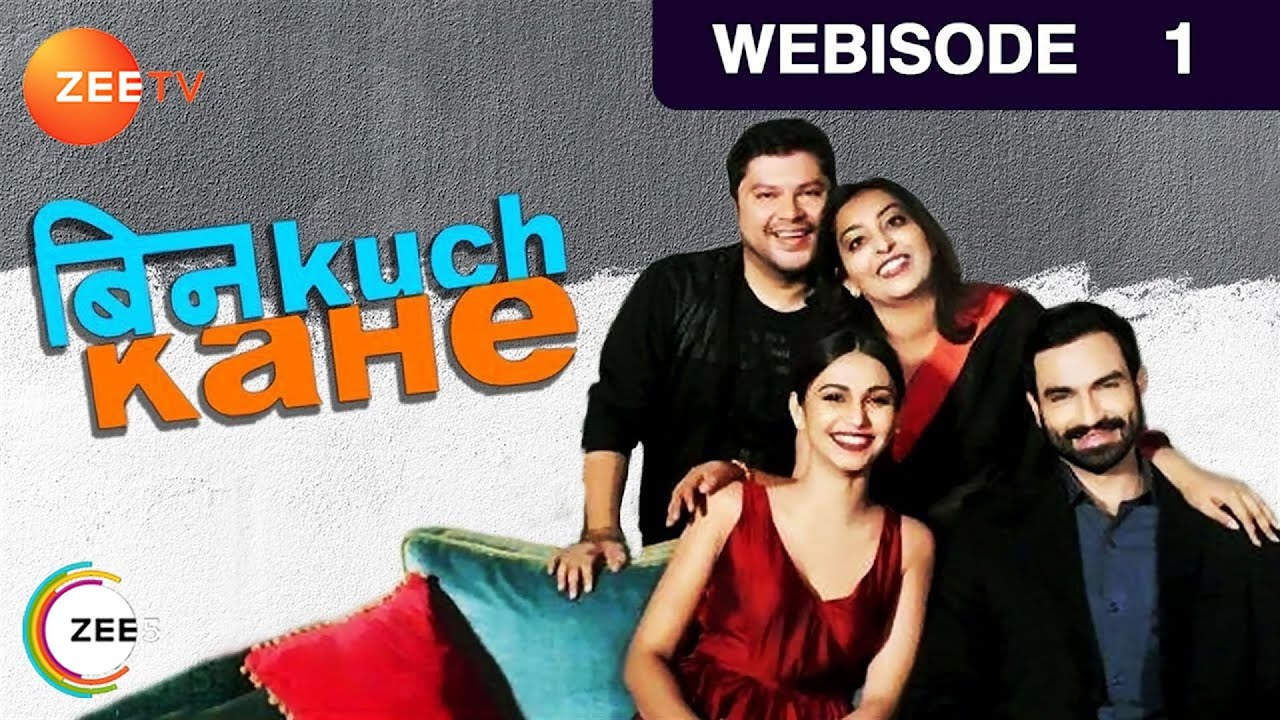 Download Bin Kuch Kahe | Hindi Serial | Ep - 1 | Shamata Anchan, Sameer Arora | Webisode | Zee TV