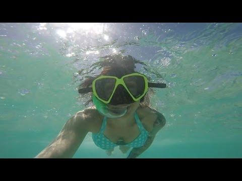 First time snorkeling! Spread Eagle 2  Fajardo, P