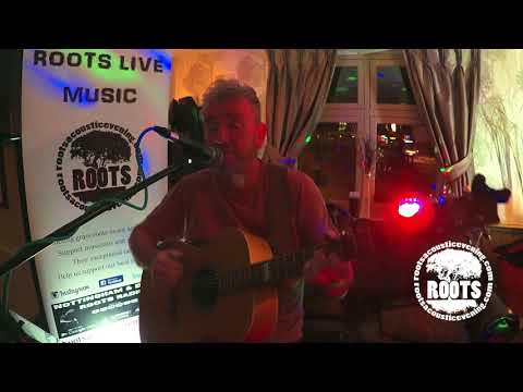 Andy White playing live the Wellington Inn Nottingham music   roots live music Video