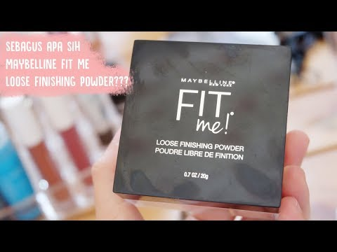 BATTLE : Maybelline Fit Me Vs Laura Mercier Loose Finishing Powder   | #makeupbyNia #7